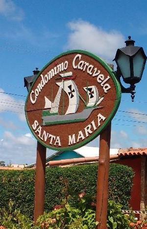 Caravela Santa Maria